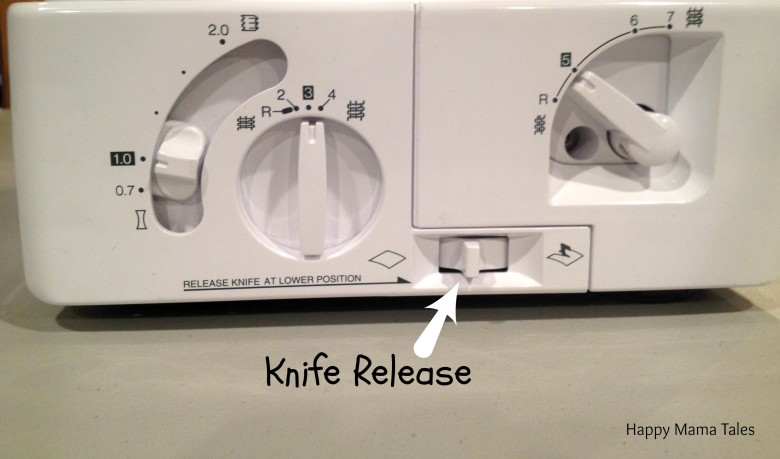 knife release definition