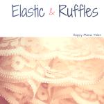Learn to Serge: How to Serge elastic and ruffles