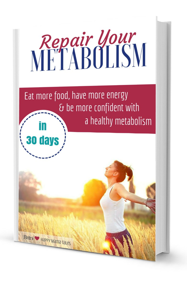 How to Repair Your Metabolism