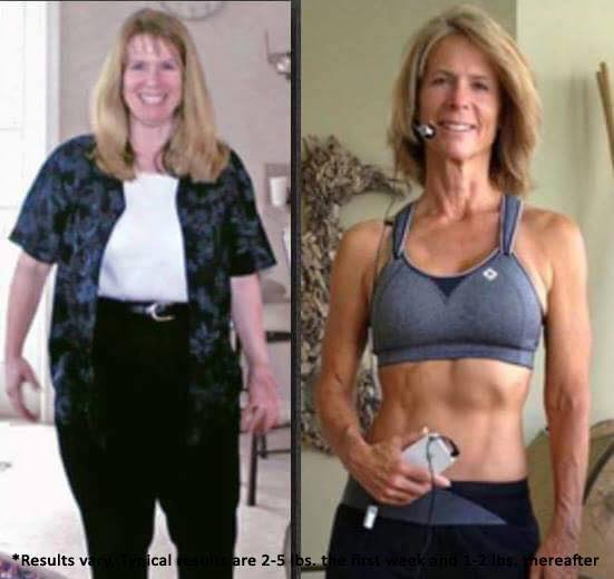 Take Shape for Life Transformations
