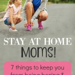 How to Exercise Your Mind {as a SAHM}