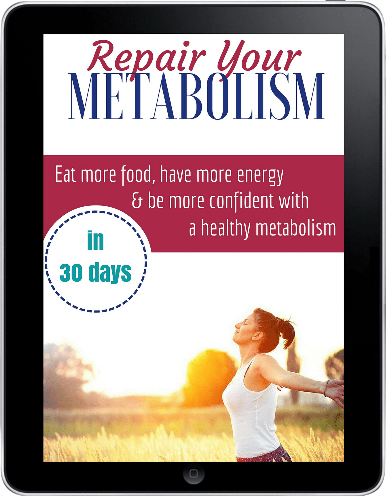 Repair Your Metabolism ebook