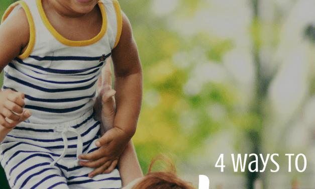 4 Ways to Nurture Your Child's Growing Brain