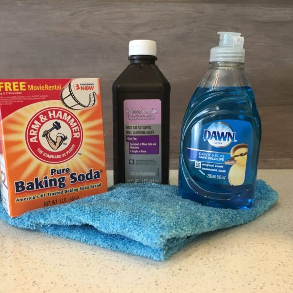 Small Stovetop Cleaning Kit
