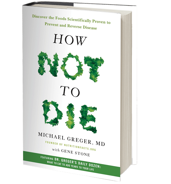How Not to Die book is by far the most life changing nutritional book you will ever read. Based on medical science, you will discover true nutrition facts.