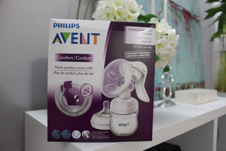Philips Avent Comfort Breast Pump