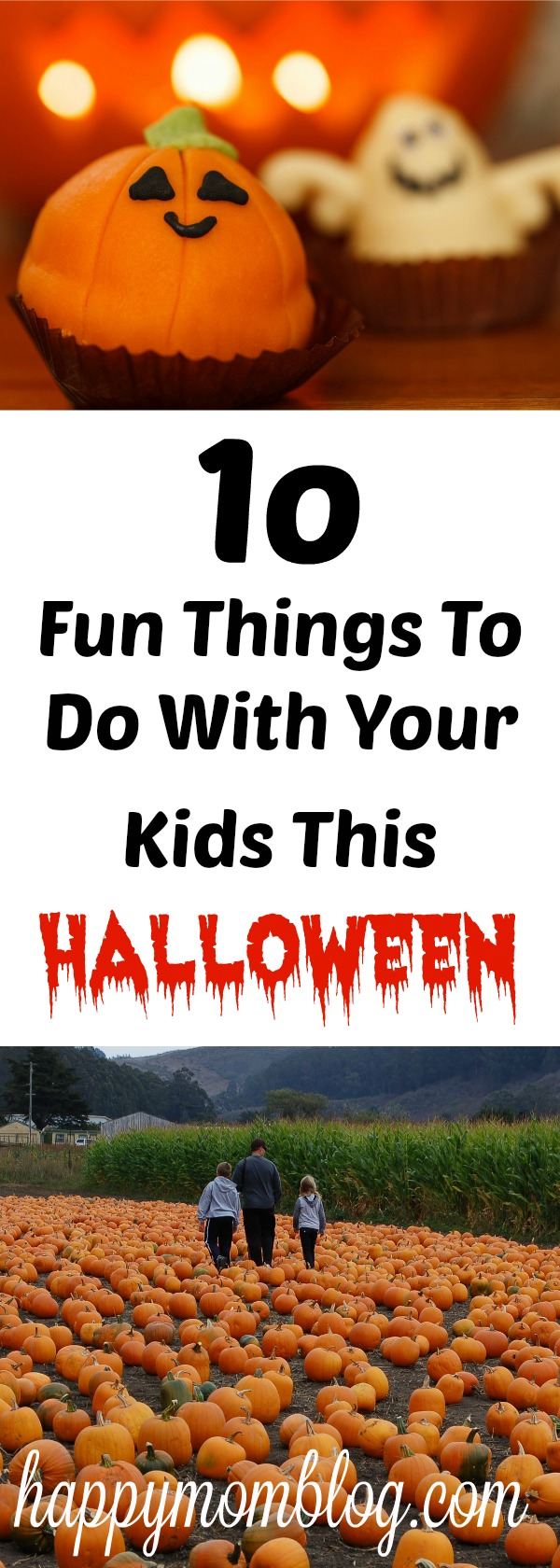 Fun things to do with your kids this halloween