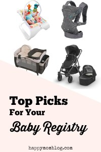 These are my absolute favourite baby items! You'll want to have these on your baby registry!