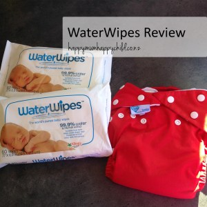 Water Wipes Review by Happy Mum Happy Child