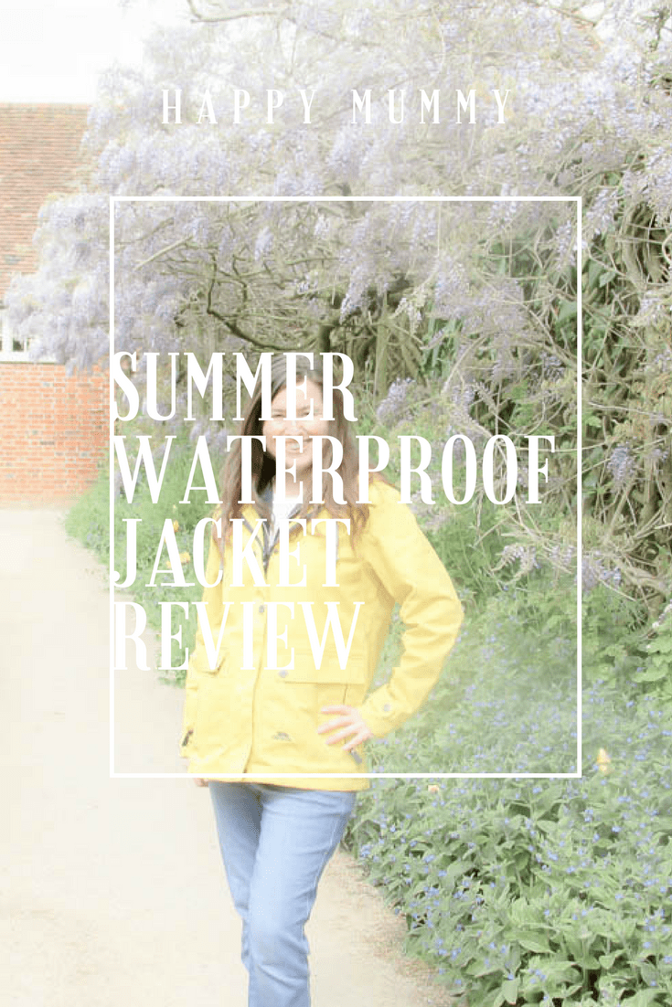 Summer Waterproof Jacket Review