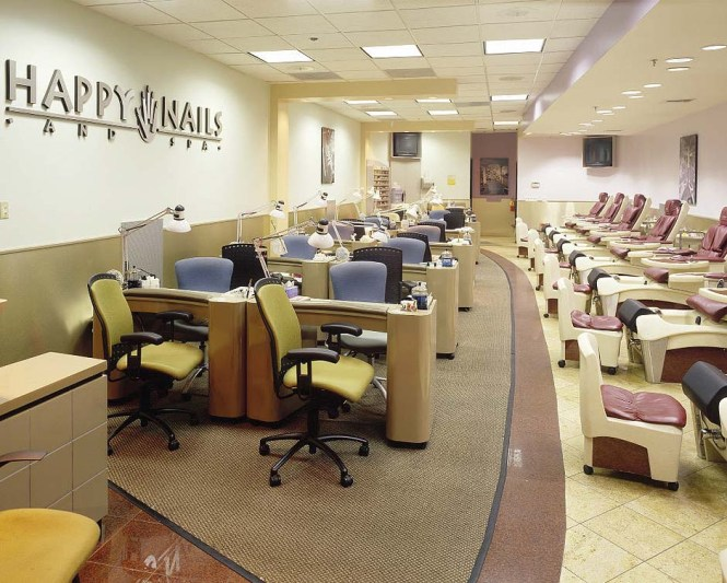 Directory Of Nail Salons Open Today