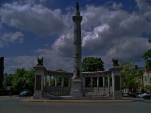 picture of monument ave
