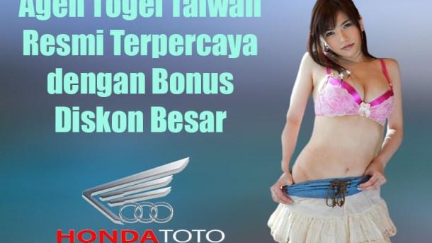 Agen Togel Taiwan Resmi Terpercaya dengan Bonus Diskon Besar