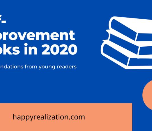 Self-Improvement Books in 2020