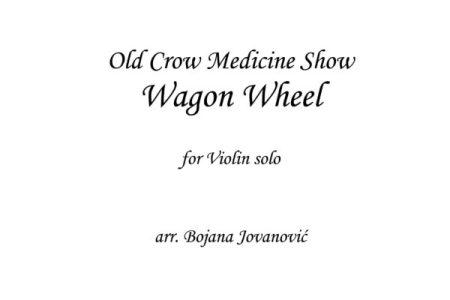 Free Sheet Music Wagon Wheel Sheet Music Sheet Music