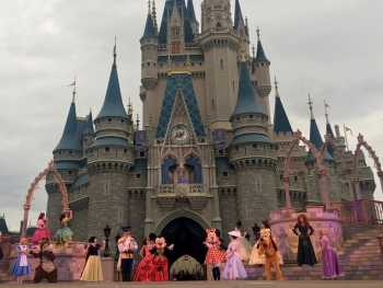 Disney Opening Show