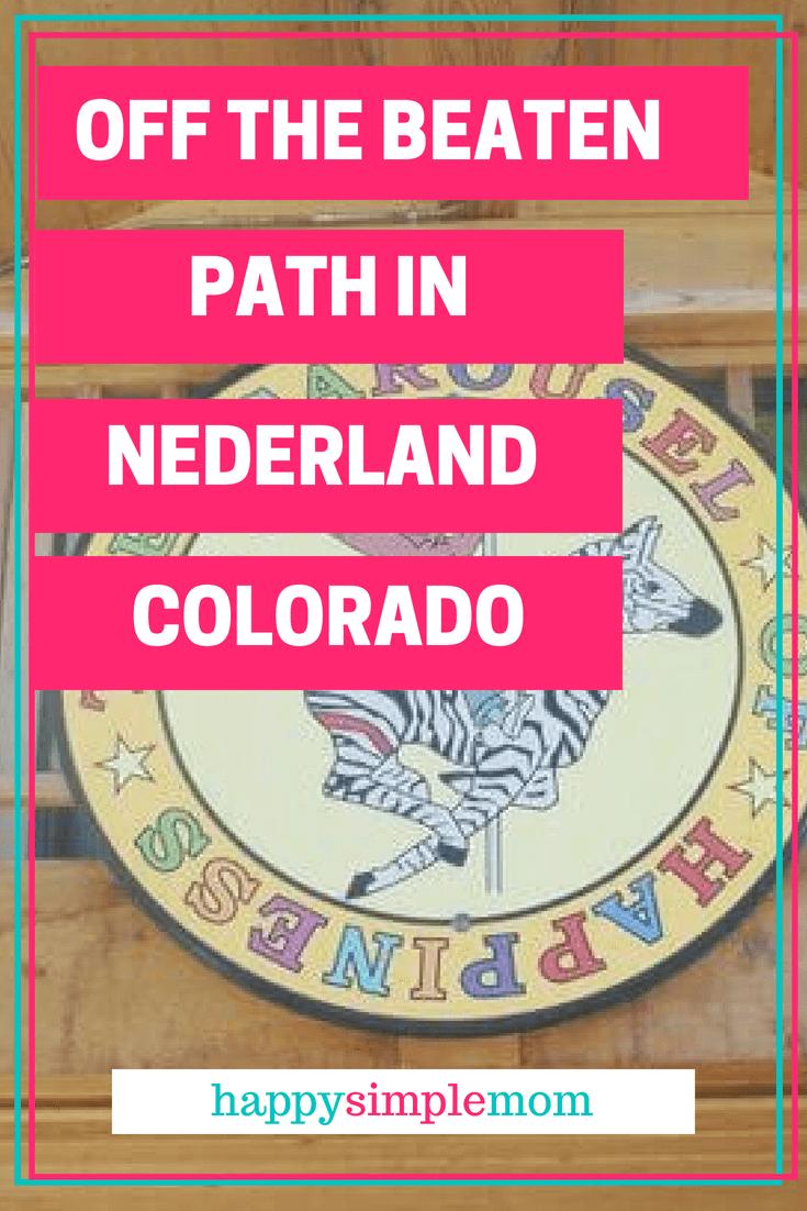 Nederland, Colorado