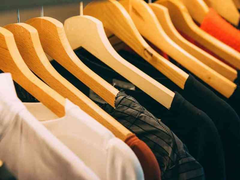 Declutter your closet and set an example for everyone else in your home.