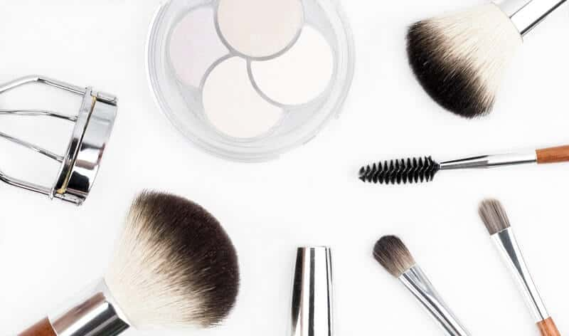 Create a storage solution for your make-up.