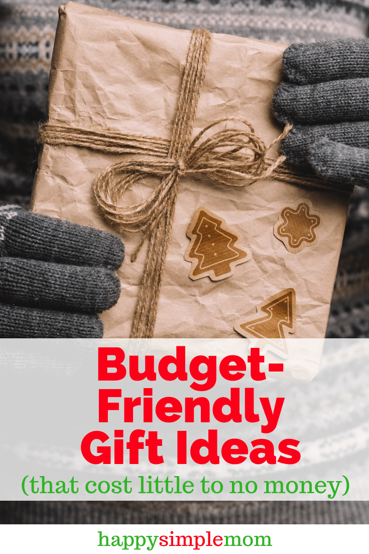 Budget-friendly gift ideas for Christmas or any occasion.