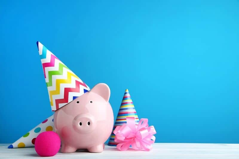 Our fiver birthday party was an epic fail.  It felt like we are asking parents to pay entry to our child's party.