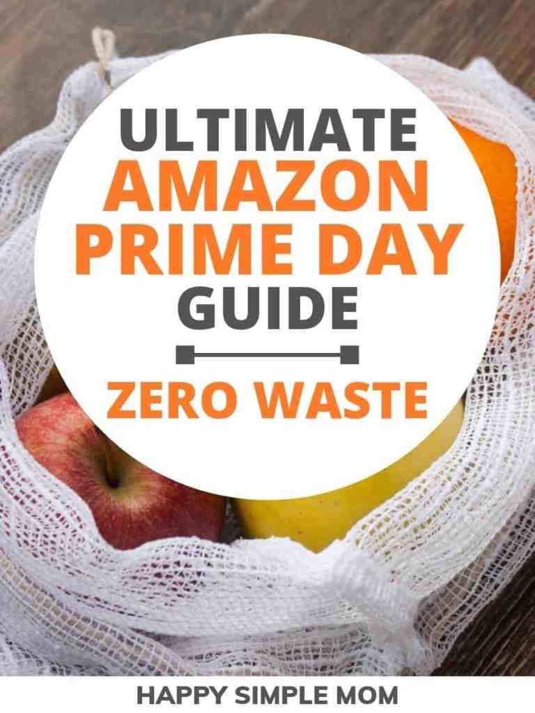 Amazon Prime Day Zero Waste