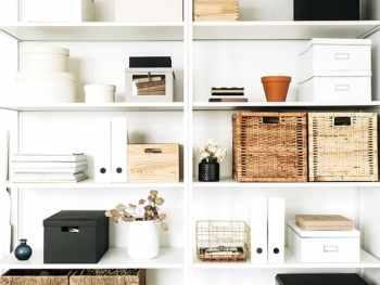 home office shelves
