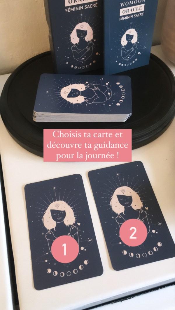 womoon oracle carte tarot féminin sacré ésotérique sorcière lyon happy sisyphe concept store boutique créateur français