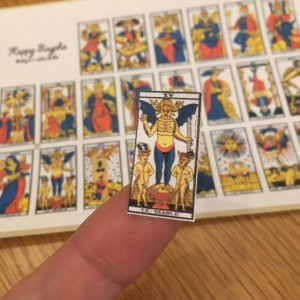 stickers autocollant tarot sorcière lyon happy sisyphe créateur boutique fait main papier marseille carnet agenda rituel