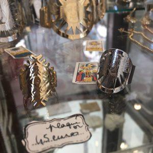 Bagues Larges L'inaccessible Etoile Tarot Asirem amoureux cupidon Happy Sisyphe Boutique Lyon
