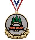 Mockup of Commemorative Medal