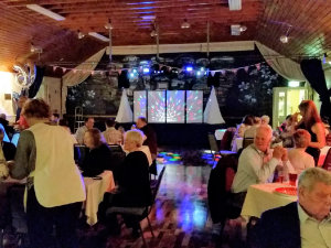 60th Birthday party at Ardleen Village Hall - Happy Sounds Mobile Disco