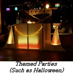 Themed Events, Christmas - Halloween - Anniversaries -Happy Sounds Mobile Disco