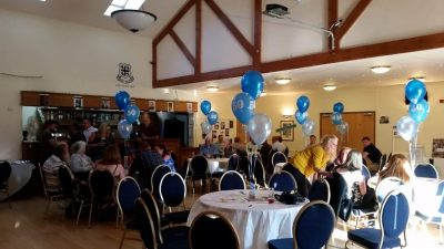 Oswestry Venues - Oswestry Cricket Club - Happy Sounds Mobile Disco