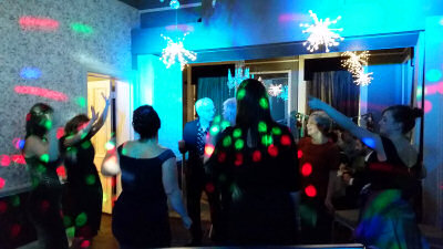 60th Birthday Celebration - Sweeney Hall - Happy Sounds Mobile Disco