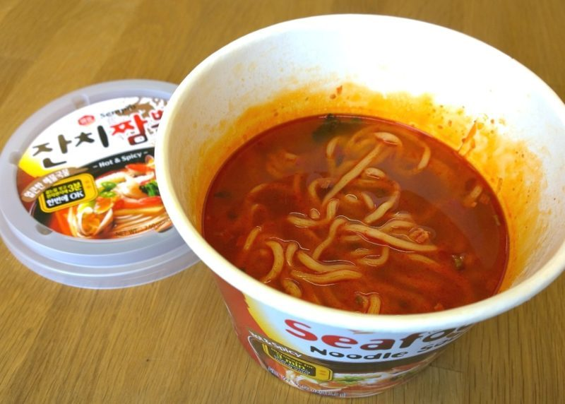Test_Sempio_Seafood Hot and Spicy_Bild 4