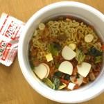 Nongshim_Oolongmen Kimchi_Bild 2