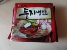 "#1016: Nongshim ""Doong Ji"" Cold Noodles in Chili-Sauce"