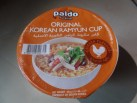"#1394: Paldo Original Korean Ramyun Cup ""Chicken Flavour"""