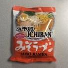 """#1459: Sapporo Ichiban """"Miso Ramen"""" Soy Bean Paste Flavor"""