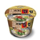 "#1517: Paldo King Noodle ""Beef Flavour with Vegetable"" Bowl"