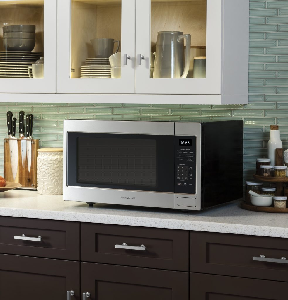 seven places to put your microwave