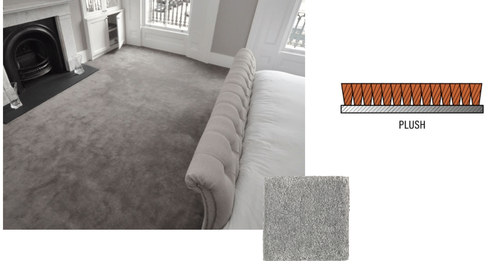 Loops Plush Berber Oh My – The Best Carpet Pile Style For | Low Pile Carpet For Stairs | Wool | Carpet Wrapped | Hallway | Bedroom | High End