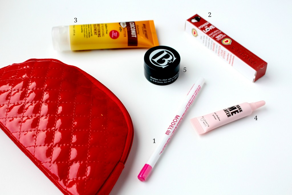 List Items December Ipsy Glam Bag Review 2015- Happy Stylish Fit Lifestyle Fashion Beauty Fitness Blog