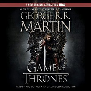 Game of Thrones Audible
