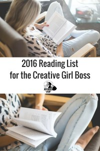 2016 Reading List for the girly creative book lover out there. Game of Thrones, Big Magic, Wildflower, The Girl on the Train, The Power of Habit, #Girlboss, The Law of Attraction, The Four Agreements, Women of the Otherworld, Q&A Journal