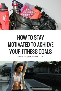 Pin now and click to see tips on how to stay motivated to help you achieve your fitness goals.