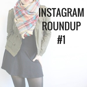 Instagram Roundup for March 7 2016. Outfit inspiration, jewelry, and shopping hauls - @HappyStylishFit