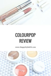 Check out this Colourpop Review featuring Super Shock Cheek, Creme Gel Liner, Lippie Stix & Lippie Pencil.