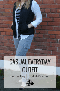 Casual fall outfit inspiration for an everyday outfit.